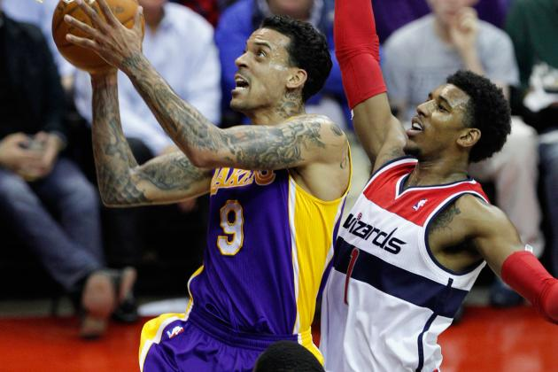 NBA Rumors: Nick Young Is Not What the Los Angeles Lakers Need