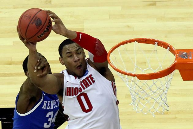NBA Draft 2012: Why Jared Sullinger Will Be a Better Rookie Than Anthony Davis