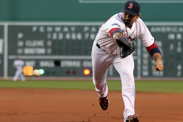 Boston Red Sox: With Kevin Youkilis Back, Adrian Gonzalez to Play Right Field