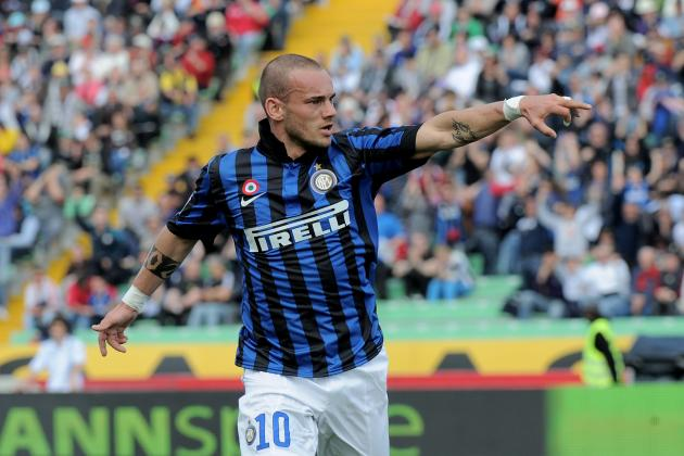 AC Milan Transfer News: Manchester United Target Wesley Sneijder Wants Milan?