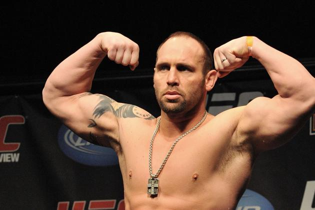 Daniel Cormier vs. Shane Carwin? Yeah, I Could Watch That
