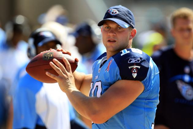 Tennessee Titans: Offense Set Up Perfectly for Jake Locker to Take over in 2012