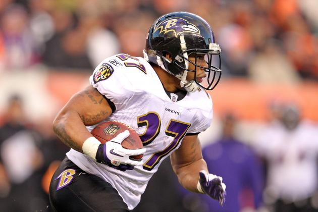 Baltimore Ravens: $10 Million Could Separate RB Ray Rice from the Team