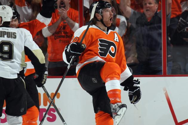 Philadelphia Flyers: Claude Giroux Should Not Be the Next Captain