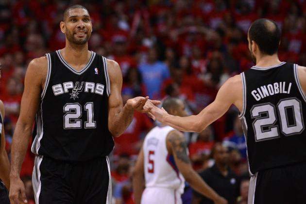 A Beginner's Guide to the San Antonio Spurs