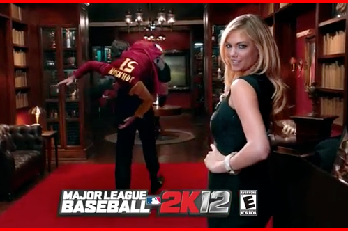 MLB 2K May Be Canceled and Take Spokeswoman Kate Upton with It