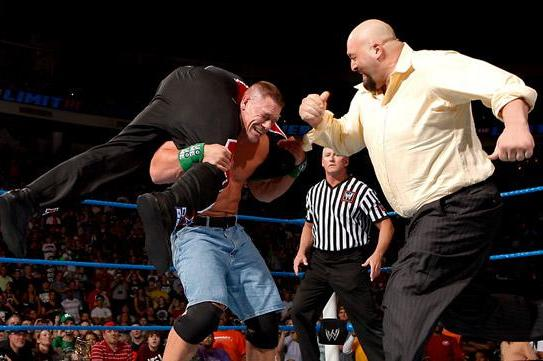 Marking Out: Cena vs. Laurinaitis & Big Show: Who Didn't See That Coming?