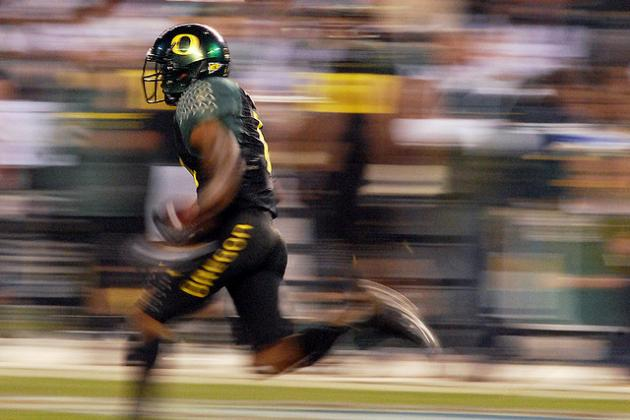 2012 NCAA Football: Oregon Ducks Recruiting off to a Great Start