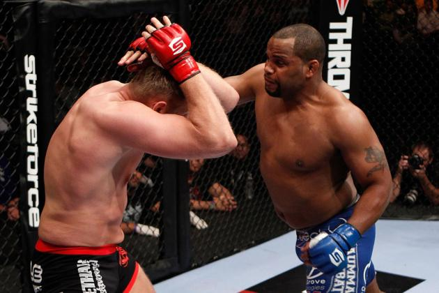 UFC 146, Daniel Cormier Wants Name Recognition Next, Wants Shane Carwin