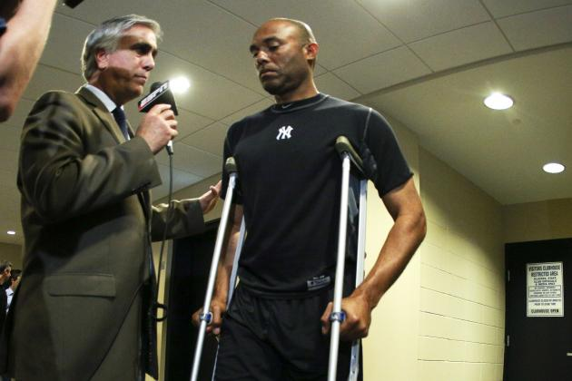 Mariano Rivera: Blood Clot Still Delaying Yankees Closer's Surgery
