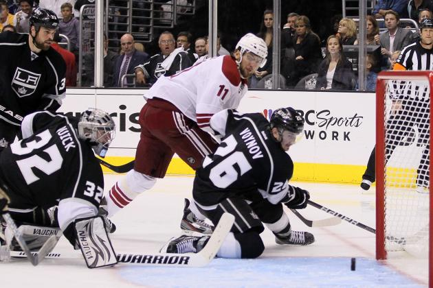 L.A. Kings vs. Phoenix Coyotes Game 5: Live Score, Analysis and Reaction