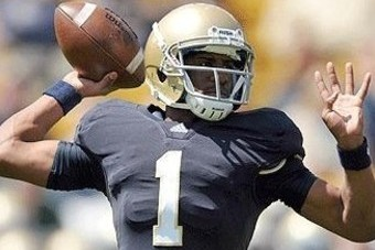 Notre Dame Football: How the Offense Would Look with Everett Golson
