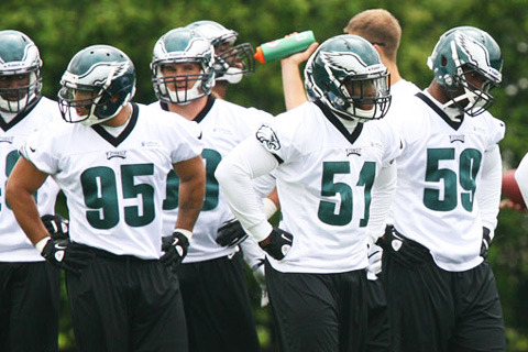 Philadelphia Eagles: An Early Look at the Linebacker Depth Chart