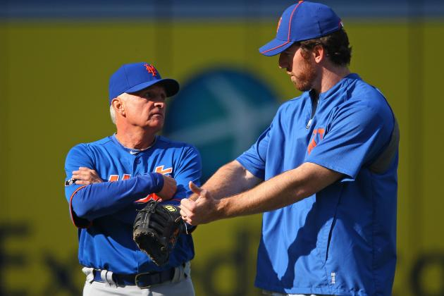 New York Mets: Is It Time to Send Davis to the Minors?