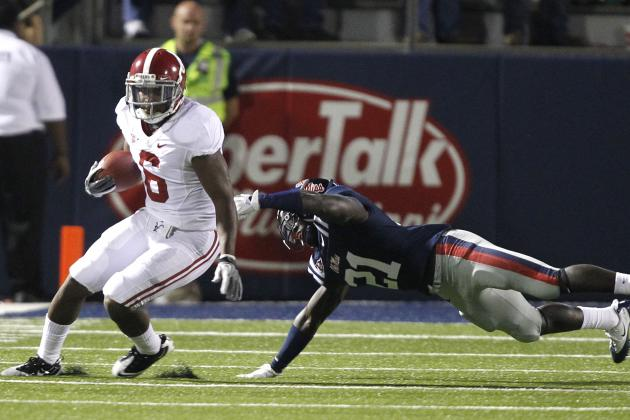 Alabama Football: Why Blake Sims Will Win the Crimson Tide's Backup QB Race