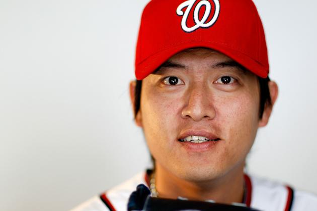 Washington Nationals Promote Chien-Ming Wang, Place Ryan Mattheus on DL