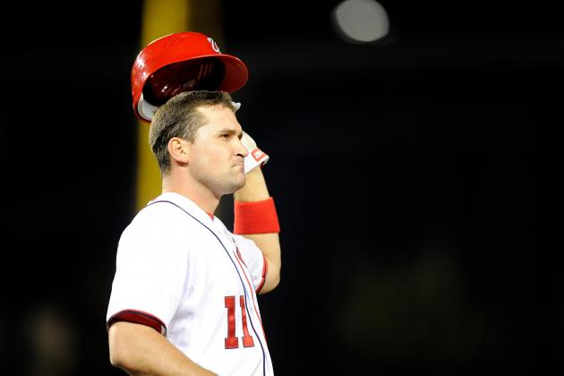 Washington Nationals: Ryan Zimmerman Sits with Soreness, to Return Wednesday?