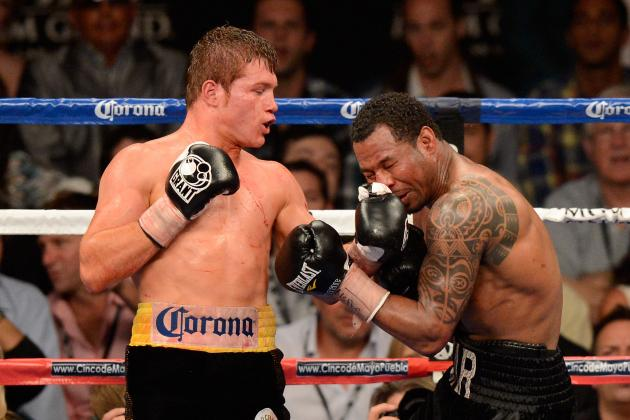 Boxing: Canelo Alvarez vs. Paul
