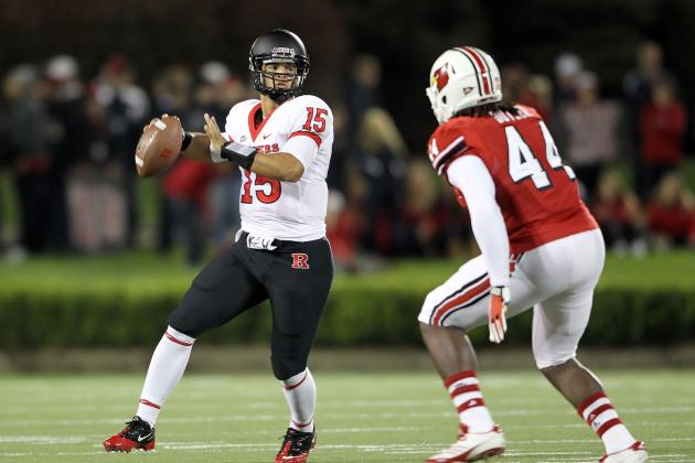 Rutgers Football: Does This Year's Schedule Equate to a Big East Title?
