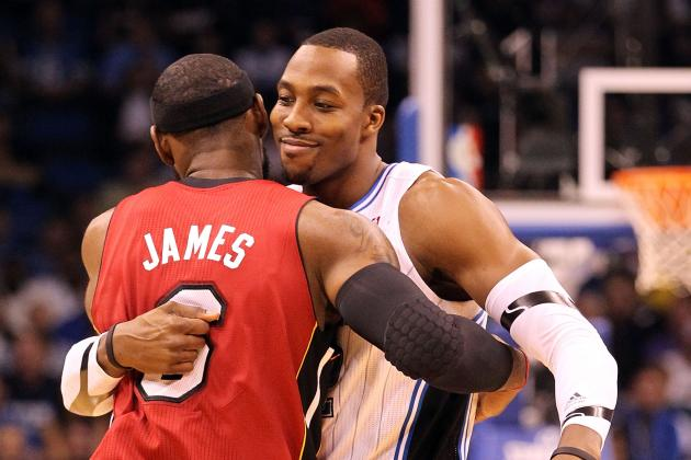 LeBron James Receives What Dwight Howard Deserves