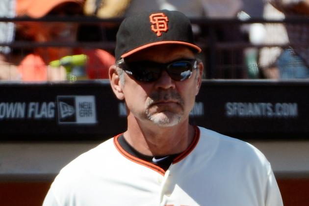 San Francisco Giants Skipper Bruce Bochy Is a Terrible Manager: Here's Why