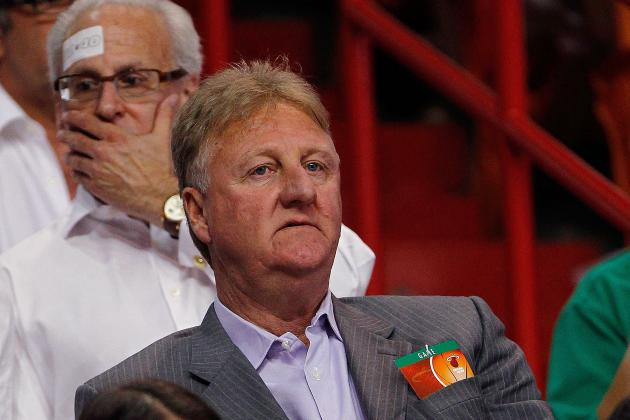 Indiana Pacers: Larry Bird Calls Team 'Soft' After Game 5 Blowout