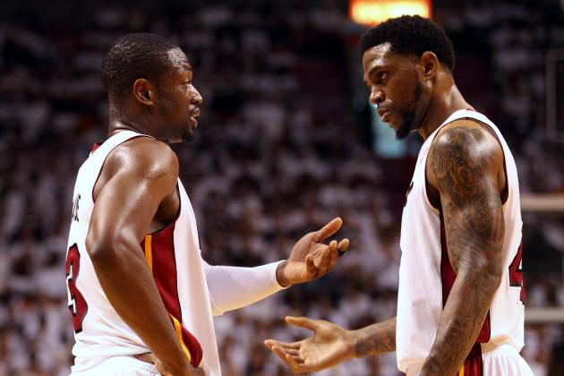 NBA Playoffs: The NBA Needs to Get Serious and Suspend Haslem and Pittman