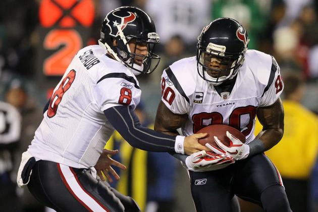 Matt Schaub and Andre Johnson: Why the Houston Texans Will Regress Next Year