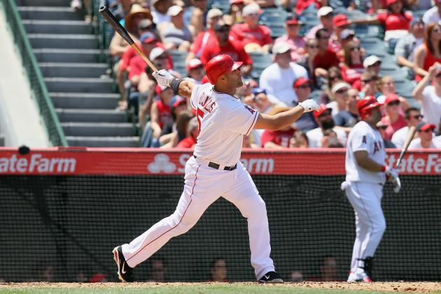 Albert Pujols Breaking out for LA Angels; Are They Headed to the Top of AL West?