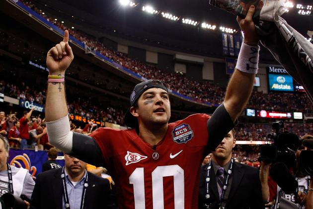 Alabama Football: Are the Crimson Tide Good Enough to Go Undefeated in 2012?