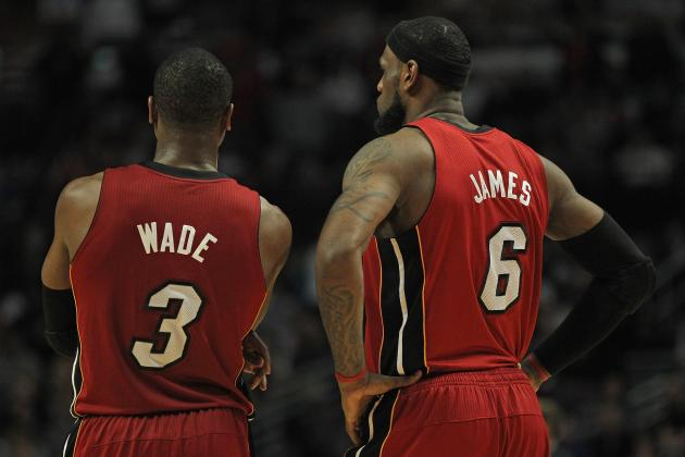 Who's More Important as Playoffs Progress: LeBron or Wade?