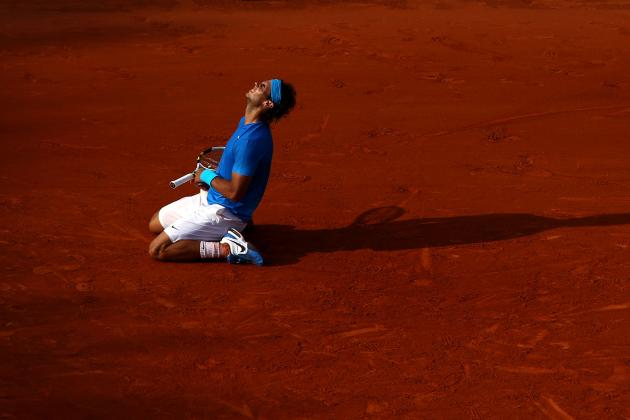 French Open 2012: Rafael Nadal Faces History as He Searches for 11th Slam