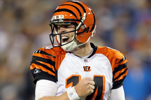 Andy Dalton: Can Red Rifle Be Cincinnati Bengals' Franchise QB?