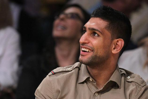 Amir Khan vs Danny Garcia: Why the Fight Between the Two Shouldn't Be Happening