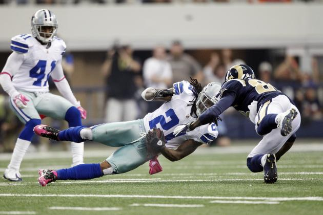 NFL Trade Rumors: Dallas Cowboys Should Stand Their Ground on Mike Jenkins