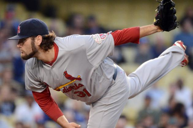 Lance Lynn and St. Louis Cardinals Look to Sweep Struggling San Diego Padres