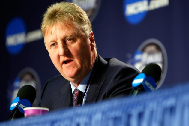 Pacers vs. Heat Game 5: Larry Bird Calls out Team for Being Soft