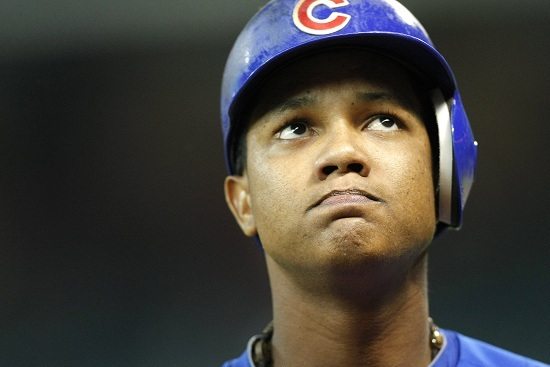 NL Worst of the Night: Starlin Castro Goes 0-for-4 with 4 Ks as Cubs Lose Again