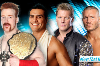 WWE Over the Limit 2012: Creative Team Must Utilize More Fatal Four-Way Feuds