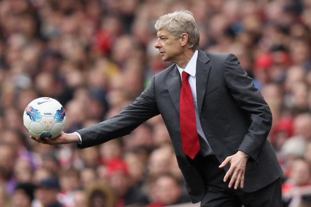 Arsenal Transfer News: Wenger Working on Massive Clear-out to Free Cash