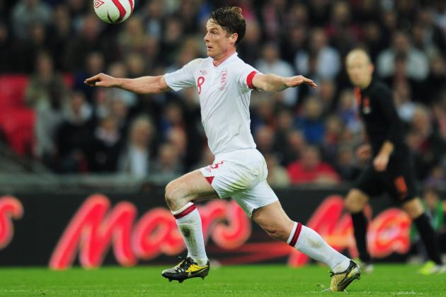 Euro 2012 Countdown: England Ranked Behind Shakhtar Donetsk in New List