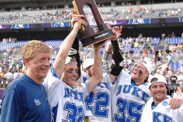 NCAA Championship Lacrosse 2012: Bracket, Live Stream, TV Info & More
