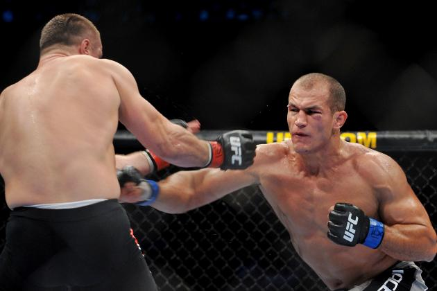 UFC 146: Cain, Mir, Dos Santos on Being the Mythical Baddest Man on the Planet