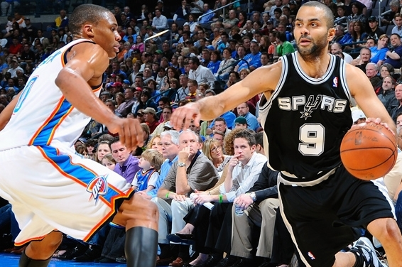NBA Playoffs 2012: San Antonio Spurs or Oklahoma City Thunder Will Win Title