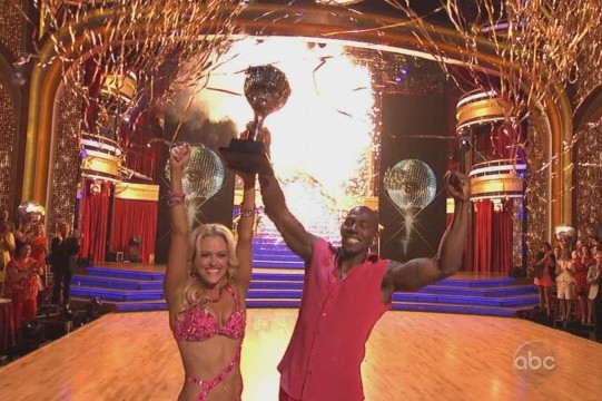 Donald Driver Dominates Dancing with the Stars, Compares Win to Super Bowl