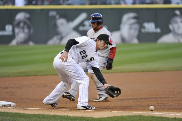 Chicago White Sox: Brent Morel's Back Has Been an Issue for Some Time