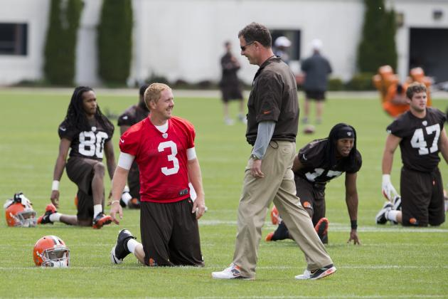 Five Ways the Cleveland Browns Will Improve on Offense in 2012