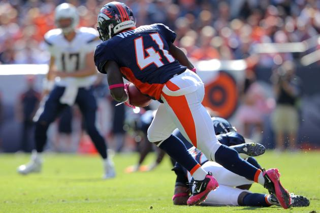 Breaking News: Denver Broncos Trade Cassius Vaughn to Indy for Chris Gronkowski