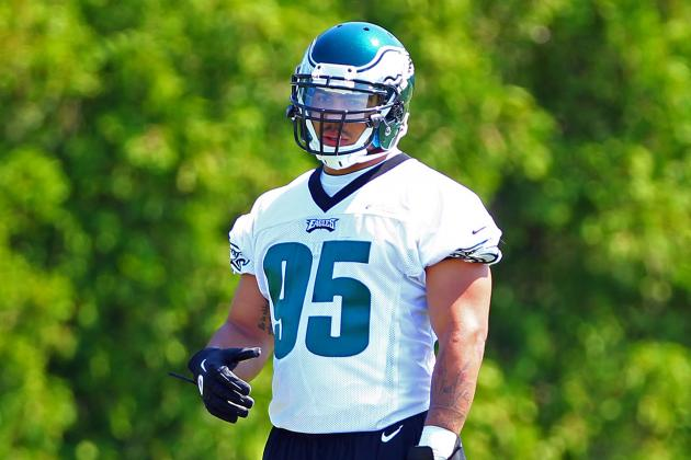 Eagles' 2nd-Round Pick Kendricks Installed as Starting Strong-Side Linebacker?