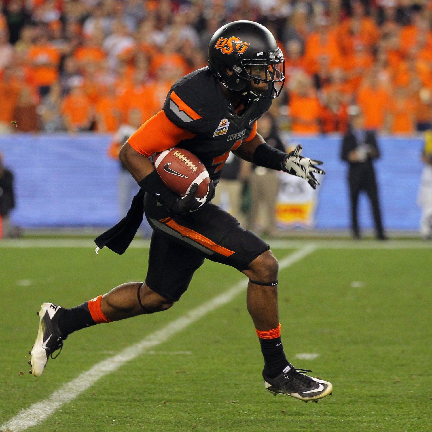 College Football 2012 Top 150 Players: No. 112 Justin ...